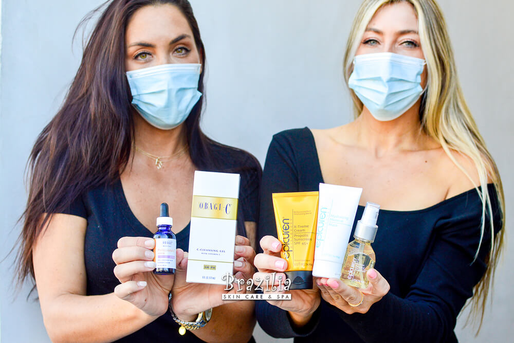 Gia & Ashton's At-Home Skincare Product Recommendations