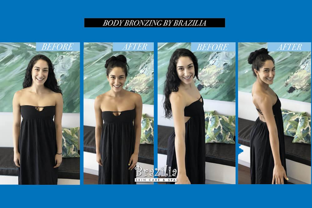 Body Bronzing by Brazilia Skin Care & Day Spa