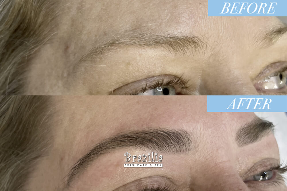 No Exercise Required To Get Your Eyebrows Into Shape