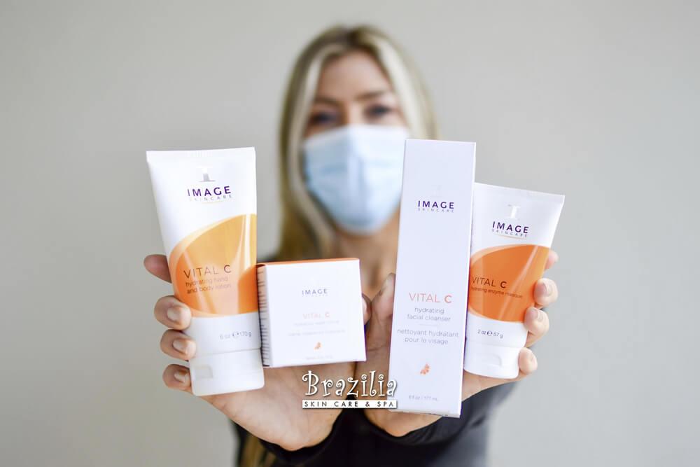 In need of Vitamin SEA! Brazilia Skin Care